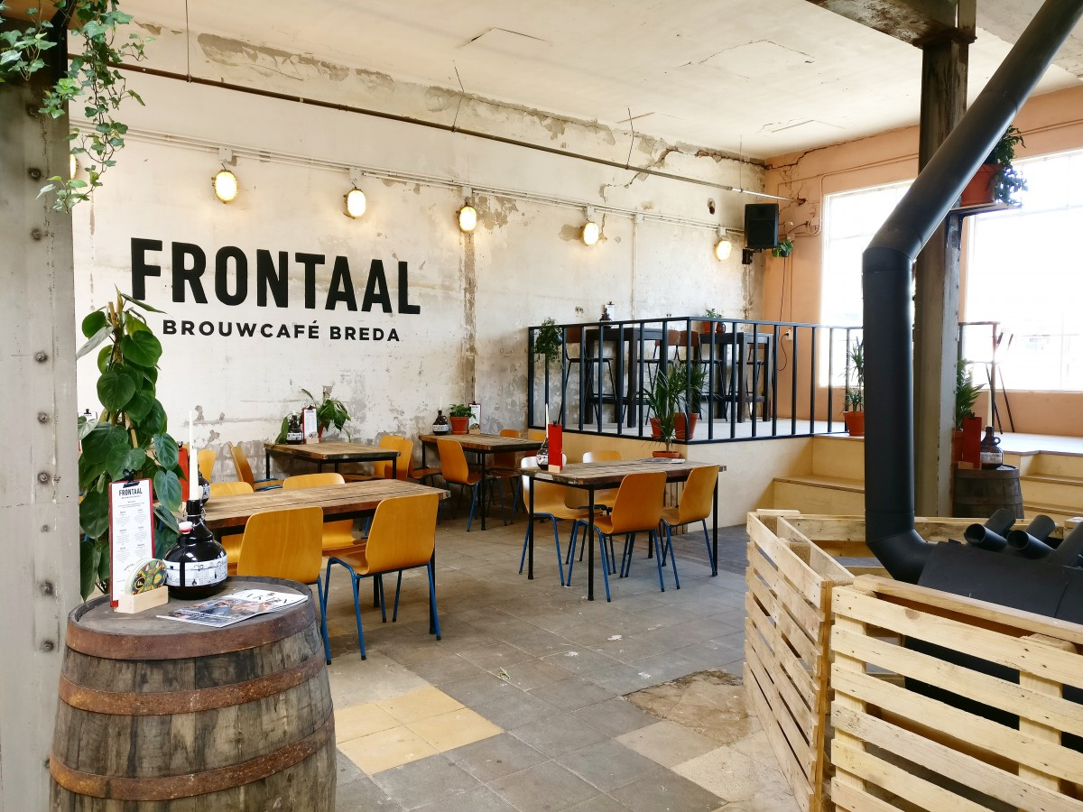 Brouwcafé Frontaal Breda | bierliefde.nl