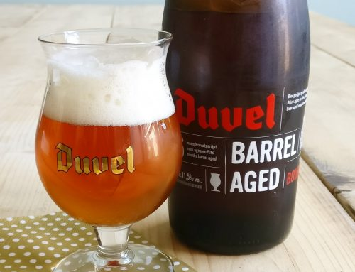 bierreview: Duvel Barrel Aged
