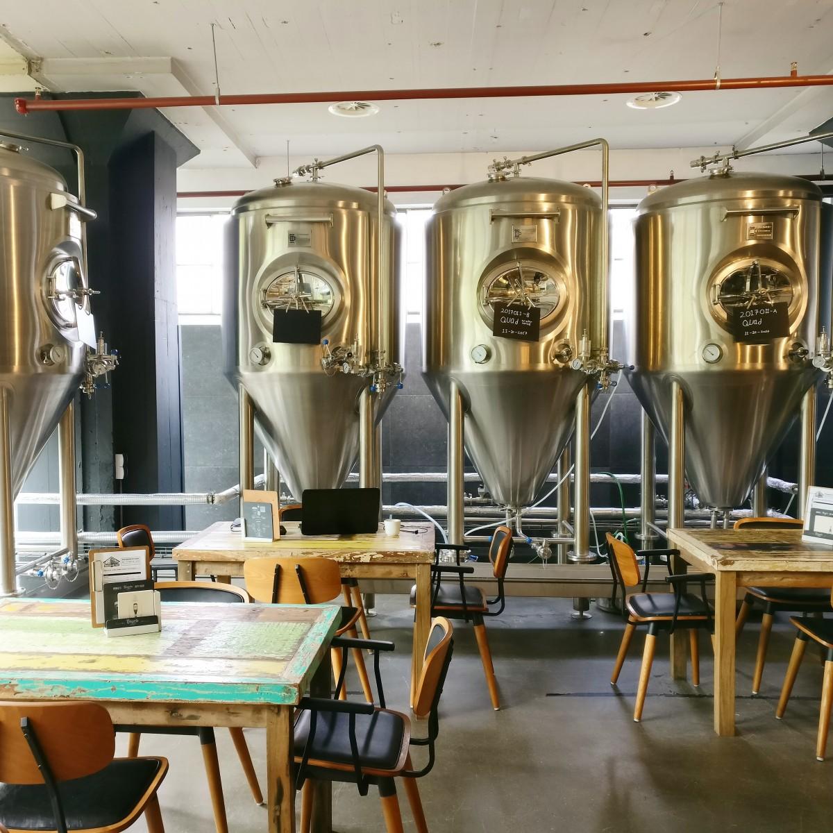 bierHOTSPOT: brouwerij & proeflokaal Het Veem in Eindhoven