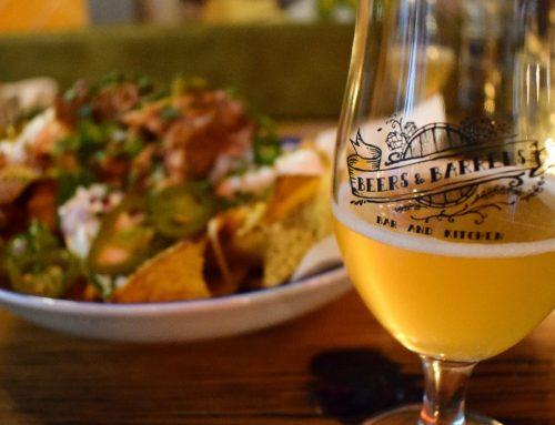 bierHOTSPOT: 'smokey goodness' en bier bij Beers & Barrels Breda