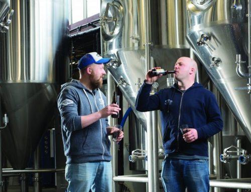 Reportage: de speeltuin van VandeStreek-bier