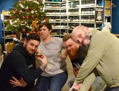 Bier- en kaasproeverij: Sour Power | de Bierbrigadier en Jokkmokk