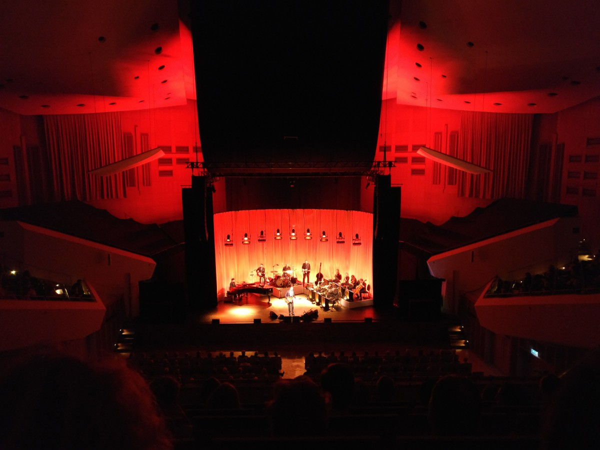 Danny Vera muziekgebouw Eindhoven