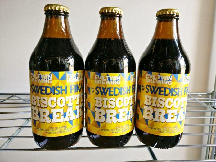 NewBrewMonday | Evil Twin Brewing Swedish Fika | bierliefde.nl