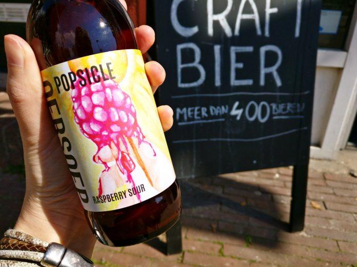 NewBrewMonday | Oersoep Popcicle | bierliefde.nl