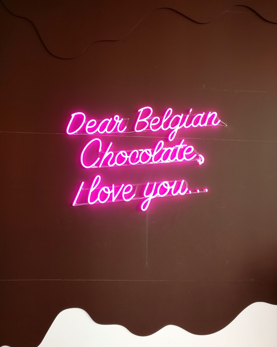 Chocolat Nation Antwerpen